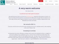 wymondhambaptist.org