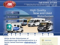 whitearchesmotorhomes.co.uk