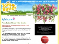 tombutlerflowerhireservice.co.uk