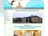 Wollastonbaptist.co.uk