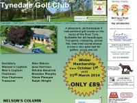 Tynedalegolfclub.co.uk