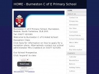 HOME - Burneston C of E Primary School