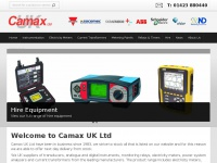 camax.co.uk Thumbnail