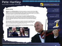 pete-hartley-violinist.co.uk