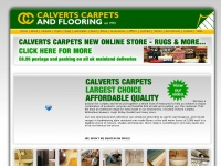 calverts-carpets.co.uk Thumbnail