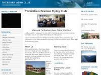 Sherburn Aero Club | Flying Club & Flight Training | Yorkshire