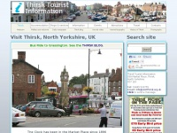 Visit Thirsk | Thirsk Tourist Information
