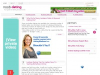 NoobDating: Dating Ideas and Dating Tips