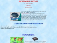 watergarden-aquatics.co.uk