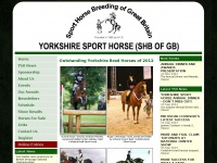 Yorkshiresporthorse.co.uk