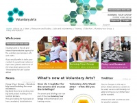 voluntaryarts.org