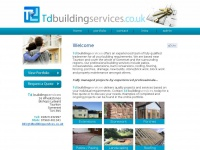 Tdbuildingservices.co.uk