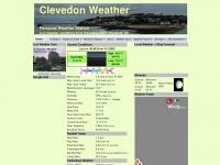 Clevedonweather.co.uk