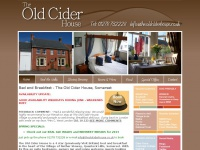 theoldciderhouse.co.uk