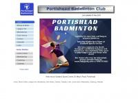 portisheadbadmintonclub.org.uk