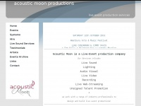 acousticmoon.co.uk