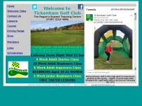 Tickenhamgolf.co.uk