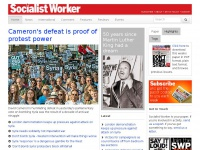 socialistworker.co.uk Thumbnail