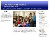 Doncastermusicservice.org.uk