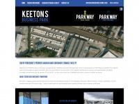 keetonsbusinesspark.co.uk Thumbnail
