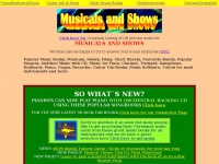 musicals4u.co.uk