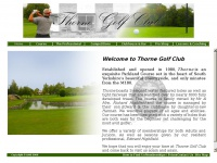 thornegolf.co.uk