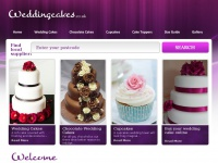 weddingcakes.co.uk Thumbnail