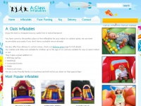 A-classinflatables.co.uk