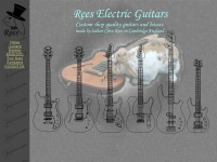rees-electric-guitars.com