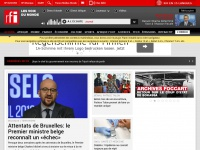 Rfi.fr - Actualités, info, news en direct - Radio France Internationale - RFI