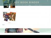 roybookbinder.com