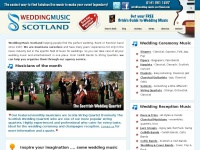 wedding-music-scotland.com
