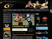 camberleyrfc.co.uk Thumbnail