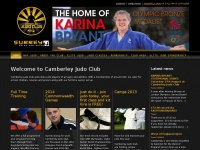 camberleyjudo.co.uk Thumbnail