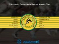 camberleyathletics.org.uk Thumbnail