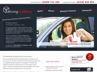 thedriving-academy.co.uk Thumbnail