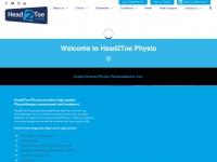 head2toephysio.co.uk Thumbnail