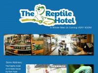 thereptilehotel.com