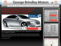 georgebrindleymotors.co.uk