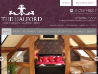 Thehalfordbridge.co.uk