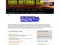 owenmotoringclub.co.uk