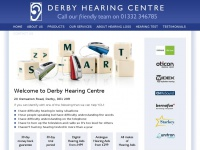 derbyhearingcentre.co.uk