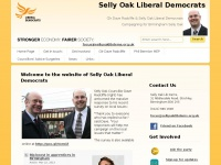 sellyoaklibdems.org.uk