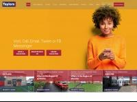 taylors-estateagents.co.uk Thumbnail