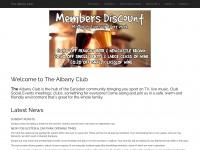 Albanyclub.co.uk