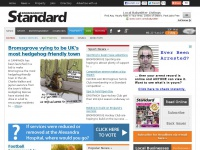 bromsgrovestandard.co.uk Thumbnail