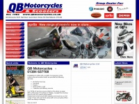 Qbmotorcycles.co.uk