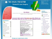 Tanworthlanesurgery.co.uk