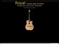 Royaljazzguitars.co.uk