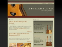 A Fuller Sound Acoustic Guitars